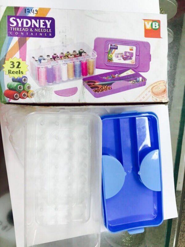 Home Tailoring Kit Box